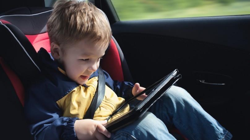 Appar för resande barn
